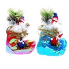 Colorful Boots Christmas Tree Hanging Ornaments (2-Pack)