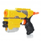 Super Power Plastic Shooting Gun with 4 Sponge Bullets