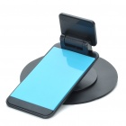 Car Vehicle Mounted Cell Phone Holder Stand - Blue