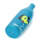 Bottle Style Sound Toy for Dog Pet (Random Color)