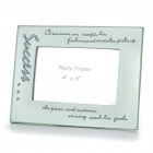 Success Style Polyresin Photo Frame (4&quot; x 6&quot; Picture)