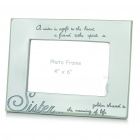 Sister Style Polyresin Photo Frame (4