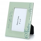 "Sister Style Polyresin Photo Frame (4"" x 6"" Picture)"