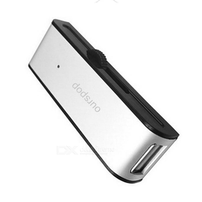 Stylish 4GB Slide-Push USB Flash Disk