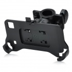 Plastic Bicycle Swivel Mount Holder + USB Data/Charging Cable for Samsung i9000 Galaxy S