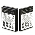 Remplacement 3.7V 3500mAh + 1800mAh batterie w / Battery Cover Set pour Samsung i9100 Galaxy S2