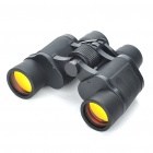 PANDA 8x40 Binoculars w/ Carrying Pouch/Strap - Black