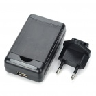 USB Battery Charging Dock + 1800mAh Battery + EU Plug Adapter for Samsung i9100 Galaxy S2