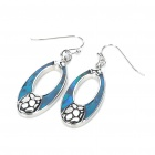 Fashion Zinc Alloy Earrings (Pair)