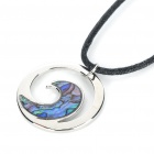 Fashion Zinc Alloy Necklace (40CM-Length)