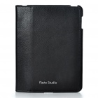 Genuine iTaste Studio Protective Leather Case for Ipad 2 - Black