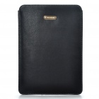 "Genuine iTaste Studio Protective Leather Case Bag for 13.3"" MacBook Air - Black"