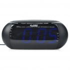 "1,8 ""-LED digitale Wecker + FM Radio + Musik Speaker w / USB / SD / MMC (4 x AAA)"