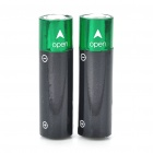 USB Rechargeable 500mAh AA Batteries (Pair)