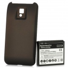Replacement 3.7V 3500mAh Battery Pack with Back Case for LG Optimus 2X P990/P993