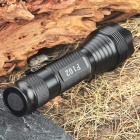 FandyFire F102 R2 WC 1-Mode 250LM White LED Flashlight w/ Clip (1x18650/1x17670/2x16340/2x123A)