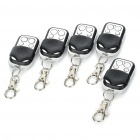 4-Key Remote Control (1 x 12V Battery/5-Piece Pack)