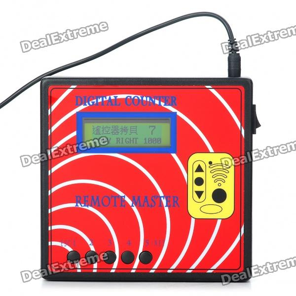 "2.5"" LCD Remote Control Machine"