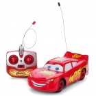 Cars McQueen Style 27MHz 4-CH R/C Racing Car with Remote Controller - Red