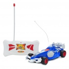 Cool Formula 1 F1 Model 27MHz 4-CH R/C Racing Car with Remote Controller - Blue