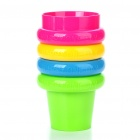 Portable Colors Cup Set - (200ml / 4er Pack)