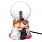 Lovers Couples Style Electric Magic Ball Lamp