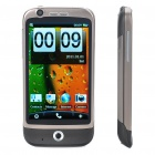 "3.6"" Touch Screen Dual Camera Dual SIM Dual Network Standby Quadband GSM TV Cell Phone w/ WiFi/JAVA"