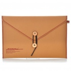 "Genuine EVOUNI E11 Envelope Case Bag for Macbook Air 11"" - Brown"