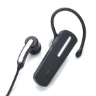 LH706 Bluetooth V2.1+EDR A2DP/AVRCP Handsfree Stereo Headset with Microphone - Black