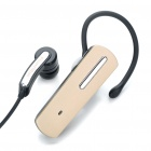 LH706 Bluetooth V2.1+EDR A2DP/AVRCP Handsfree Stereo Headset with Microphone - Light Gold