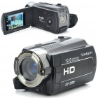 "Soulycin HDV-B920 5.0MP CMOS 720P Digital Video Camcorder w/ 8X Digital Zoom/HDMI/AV/SD (3.0"" LCD)"