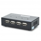 4-Port USB 2.0 LAN Ethernet Netzwerk Printer Server