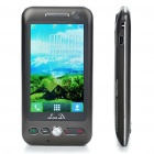"3"" Touch Screen Dual SIM Dual Network Standby Dual-Band GSM Cell Phone w/ Java - Black"