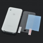 Yosion Apple Peel 520 II Apple iPod Touch 4 to iPhone Convertor Device - White + Silver