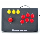 Qanba Q6 USB Arcade FightStick Joystick Controller for Xbox360/PC - Black