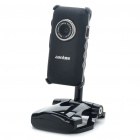 Mini Multi-Function CMOS Sensor Camera Camcorder with TF Slot - Black