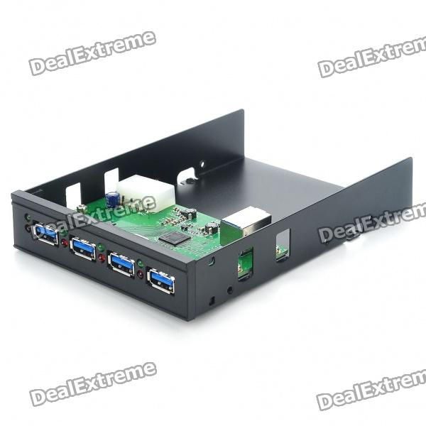High Speed USB 3.0 4-Port HUB