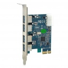 4-USB    3.0 PCI-E Card