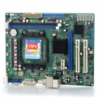 COLORFUL AMD 880G + SB710 AM3 Dual DDR3 Channels ATI HD 4250 Graphics Card PCI Express Motherboard