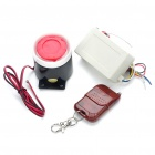 Smart Anti-Theft Security Alarm w/ Remote Controller for Motorcycle