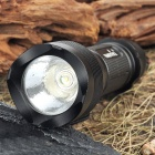 FANDYFIRE F101 White 250LM R2 LED Flashlight - Black
