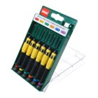 6-Piece Precision Hex Tip Screwdriver Set