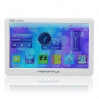 "5.0"" Touch Screen MP5 Media Player with FM/TF/TV-Out - White (4GB)"