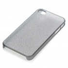 ROCK Ultrathin Protective Water Drop Style Back Case w/ Screen Protector for Iphone 4 - Black