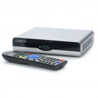 1080P HDMI Network HD Multimedia Player w/ 2 x USB/LAN/CVBS/R/L/YPbPr/HDMI/Optical