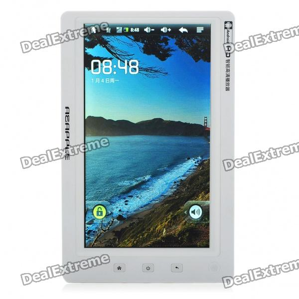 8gb touchscreen 5 android 2 2 tv out wifi