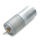 High Torque 15RPM 12V DC Geared Motor