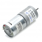 High Torque 5RPM 12V DC Geared Motor