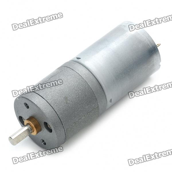 High Torque 30rpm 12v Dc Geared Motor Free Shipping