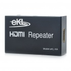 HDMI 1080P Leistung Amplified Repeater (AC 100 ~ 240V)